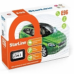 StarLine E96 BT GSM GPS (Автозапуск)