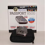 ESCORT Passport 8500i X50 Red International